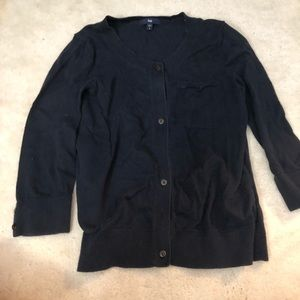Navy sweater from gap